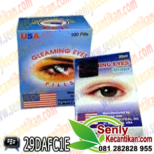 OBAT MATA HERBAL ALAMI GLEAMING EYES SUPER PILLS