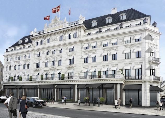 luksushotell i københavn