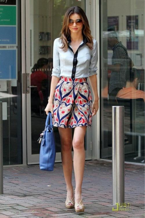 Stephanie Valvo Blog Miranda Kerr Style