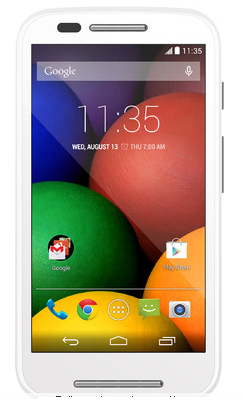 Moto E - Cheap Android Phone
