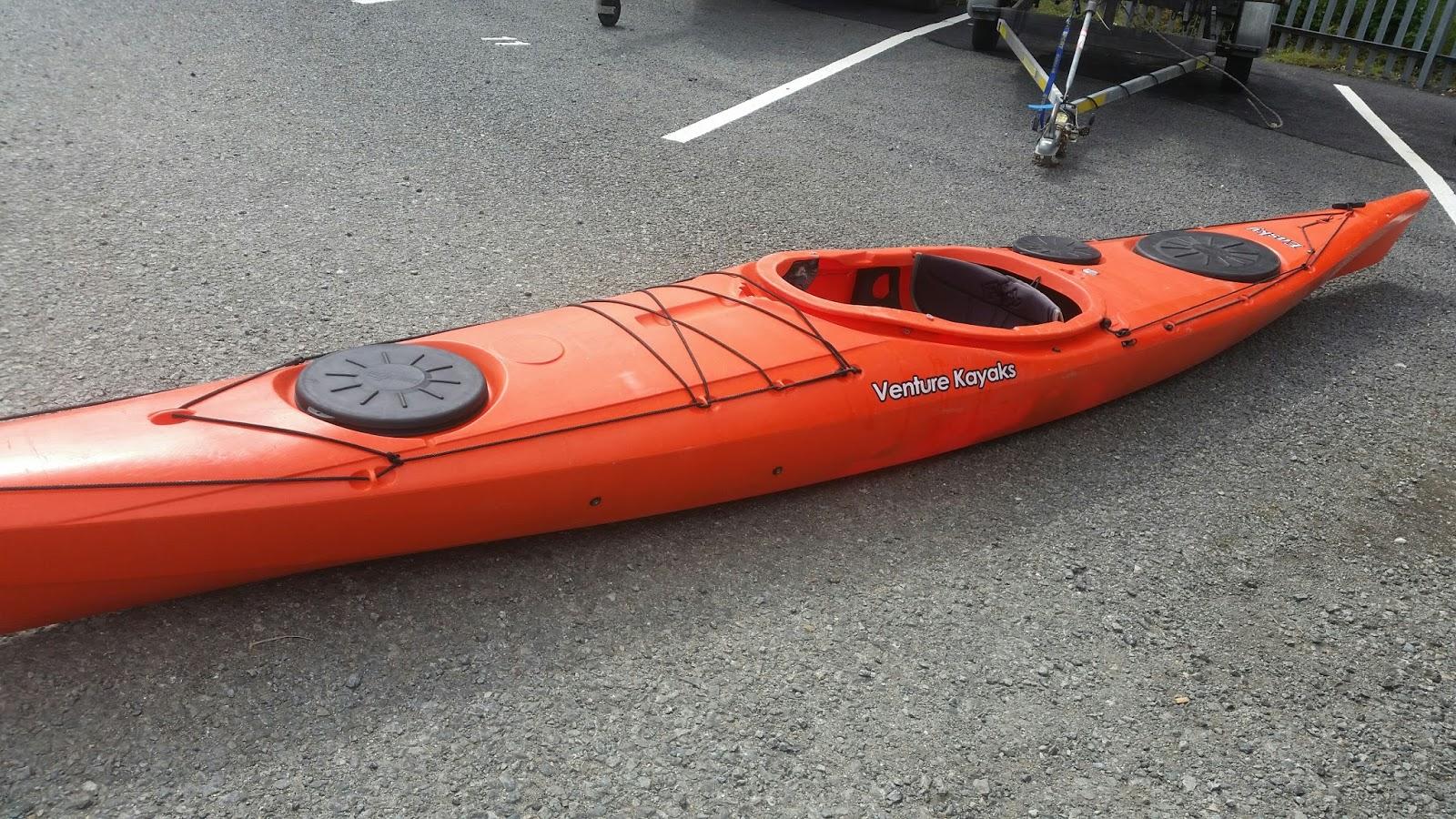 Sea Kayak UK Romany Classic