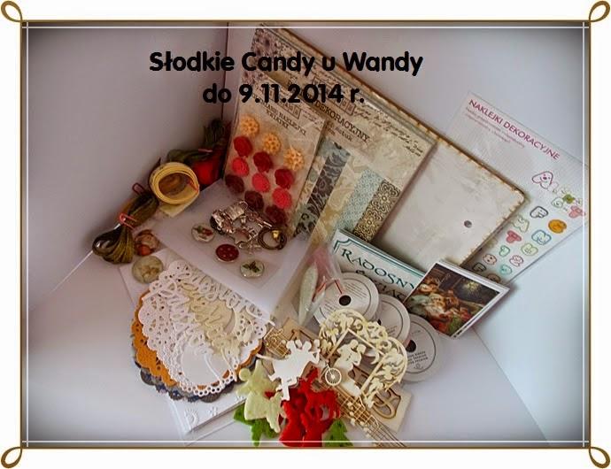 słodkie candy u Wandy