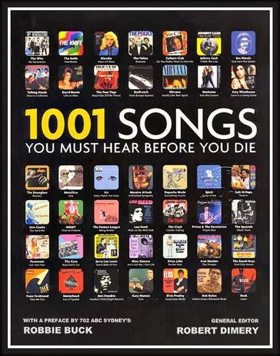 1001 Songs You Must Hear Before You Die Vol.14  2013