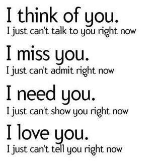 Instagram I Love You Quotes for Him