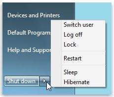 Difference between Sleep, Hibernate, and Hybrid Sleep in Windows