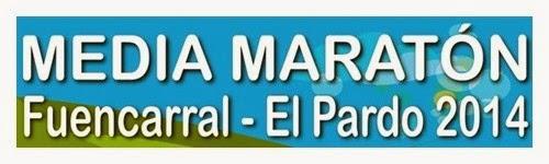 Media Maraton Fuencarral - El Pardo 2014