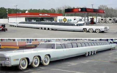 WORLD's LONGEST LIMOUSINE