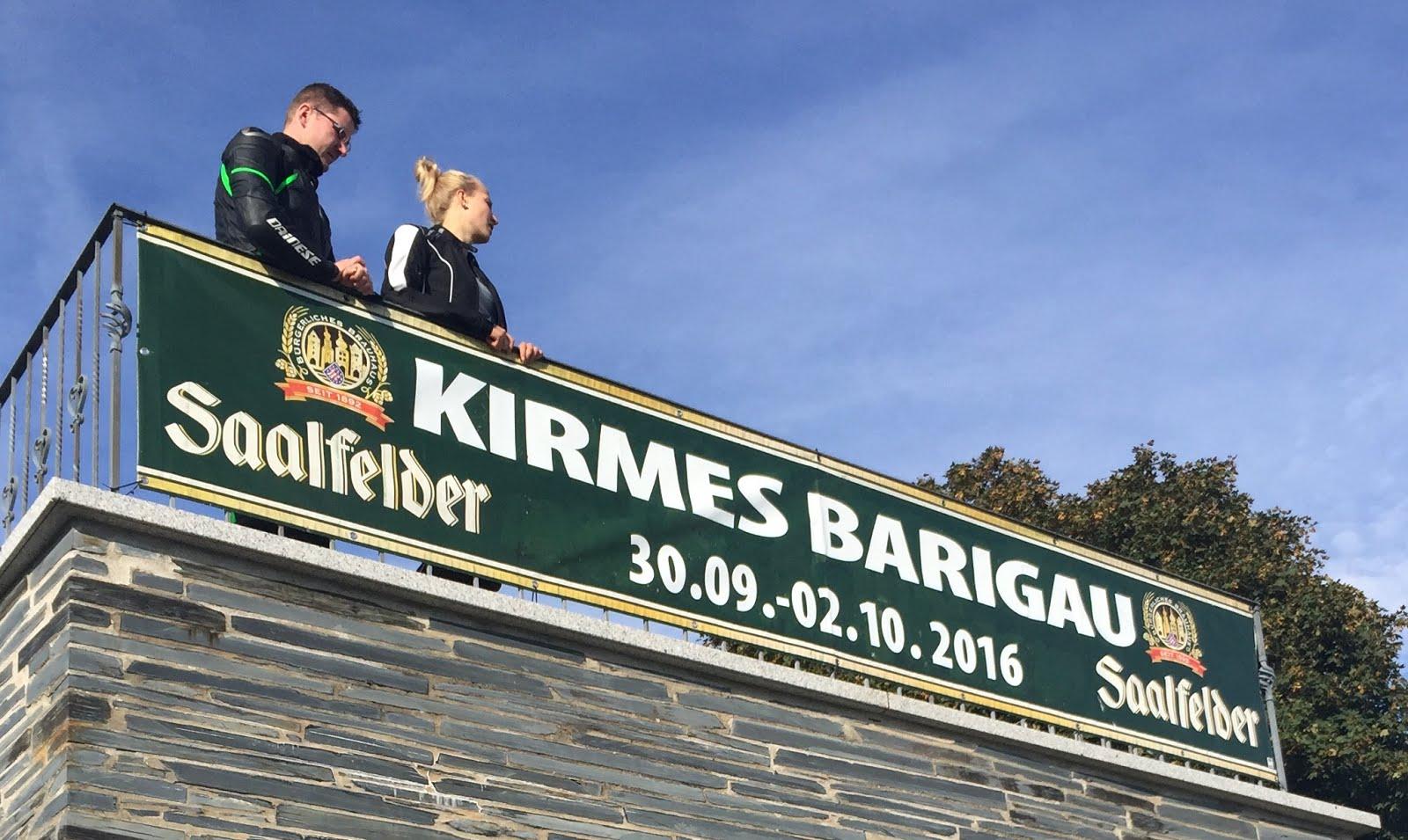 Kirmes in Barigau