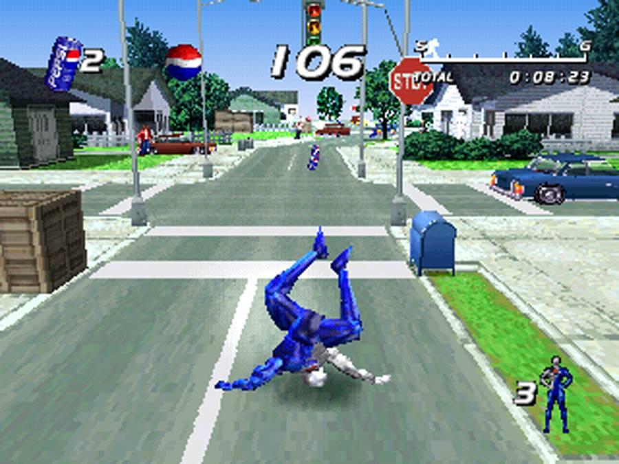 Pepsi man game free download online