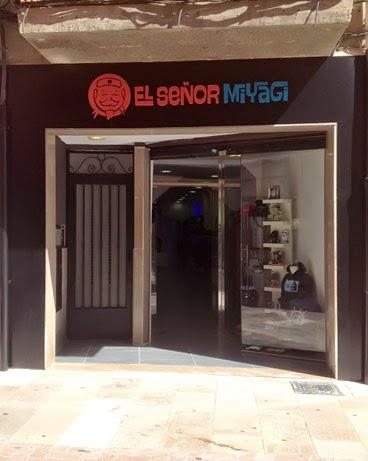 Tienda camisetas frikis Castellón