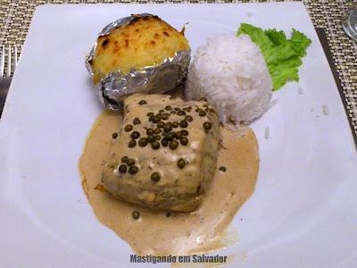 La Provence Cozinha Francesa: Filé Mignon ao Poivre Vert