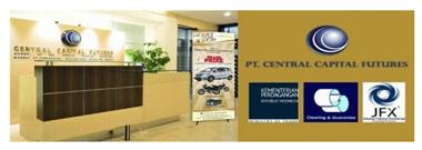Peluang Kerja dan Karir di PT. Central Capital Futures – Yogyakarta (Portfolio Officer, Staff Analisa, Staff Edukasi dan Staff Entry Data)