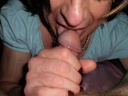 sissy diane gives her first forced &amp; assigned blow job for Mistress