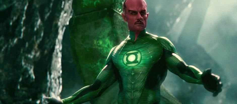 Chiến Binh Xanh ,Green Lantern