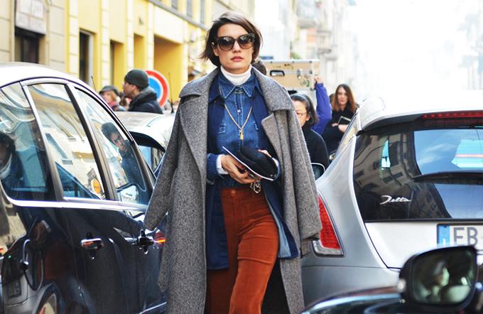 editora de moda