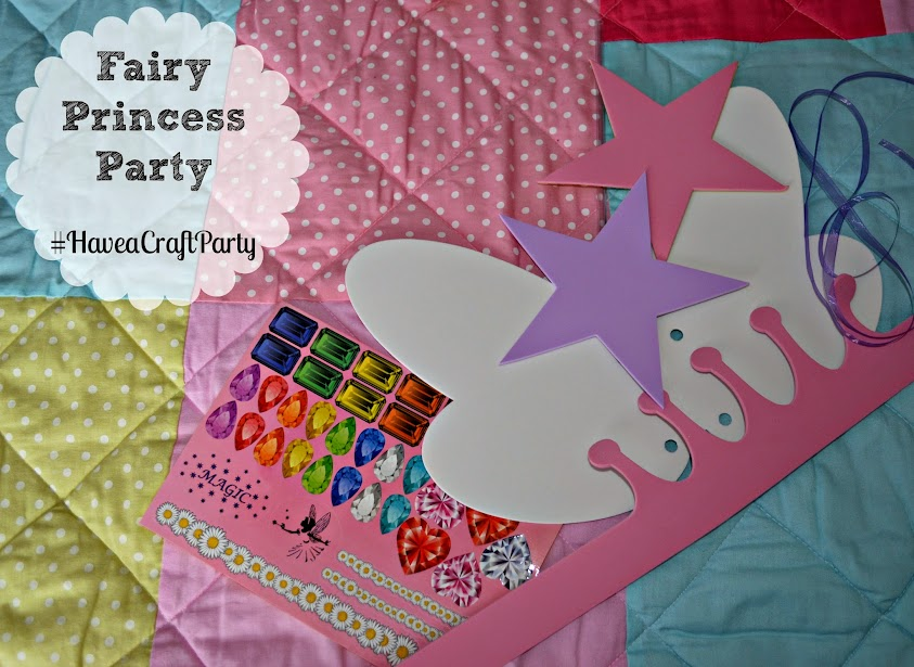 Interplay Fairy Princess Craft Party
