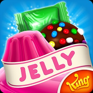 Candy Crush Jelly Saga v1.2.1 [Mod]