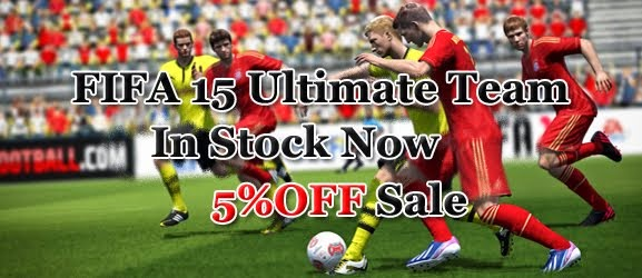 Buy The Safest FIFA 15 Coins On RMT777.net