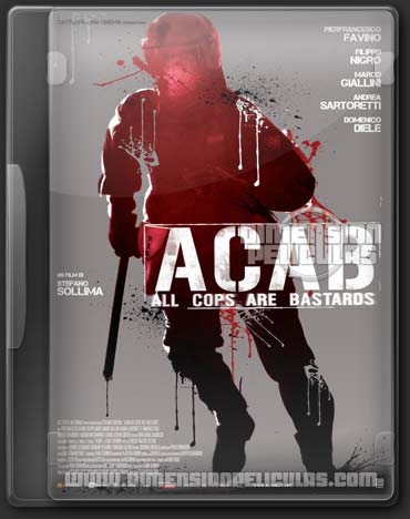 A.C.A.B.: All Cops Are Bastards (BRRip HD Italiano Subtitulado) (2012)