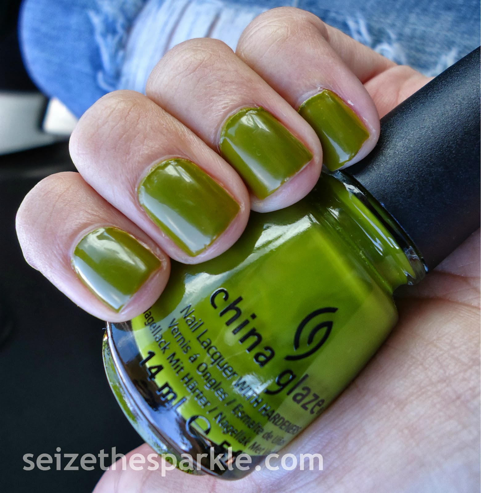 China Glaze Budding Romance