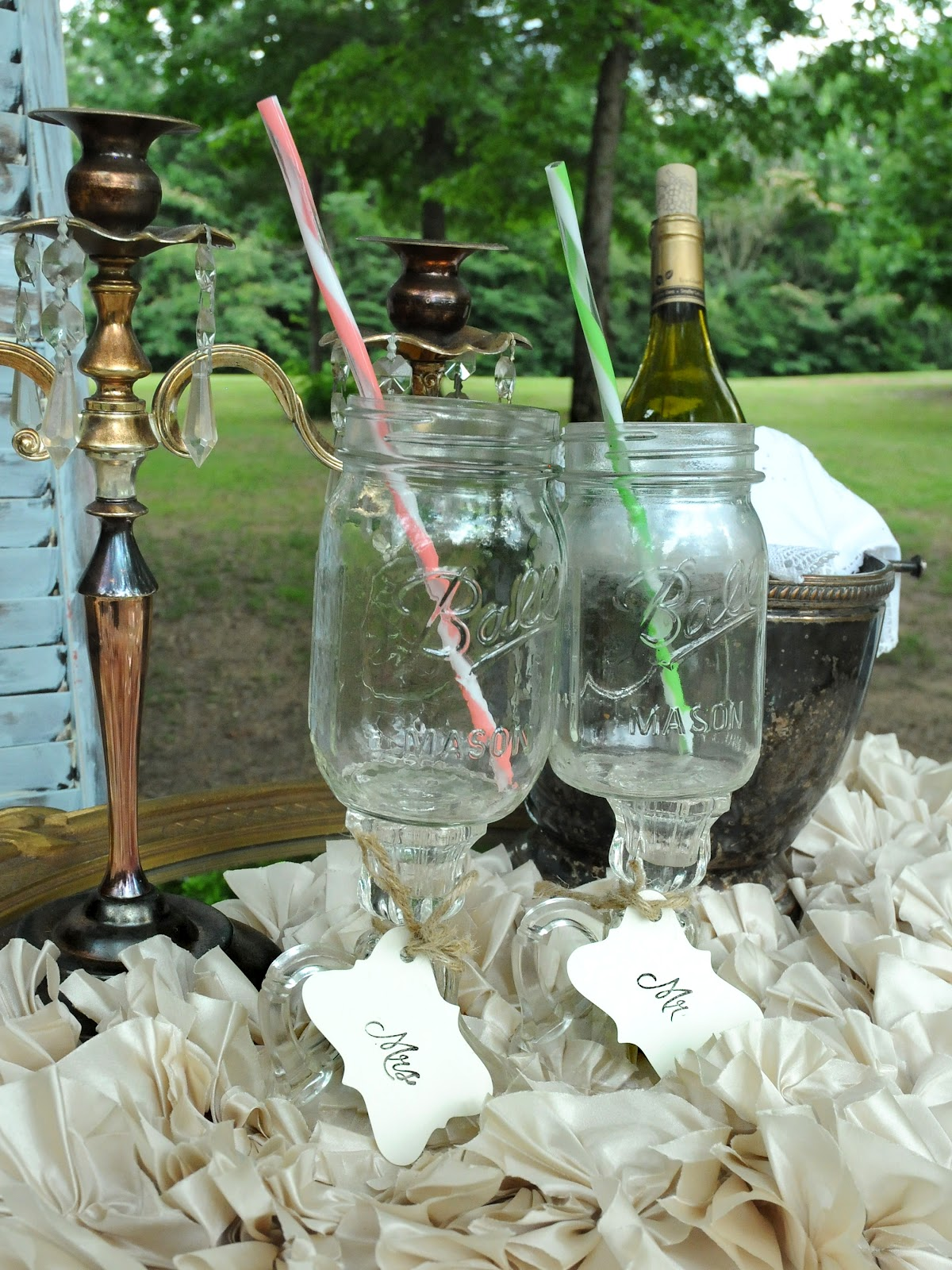 Grace upon al photo shoot of my rustic vintage