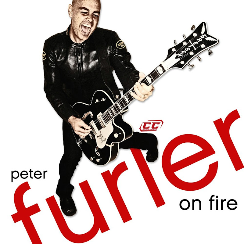 Peter Furler - ON FIRE 2011 English Christian Album Download