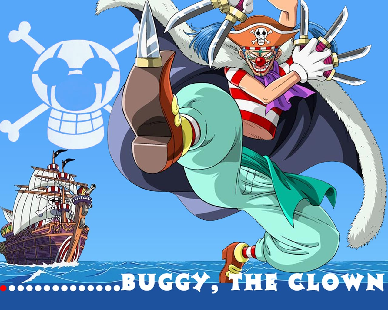 One Piece HD & Widescreen Wallpaper 0.521416721370343
