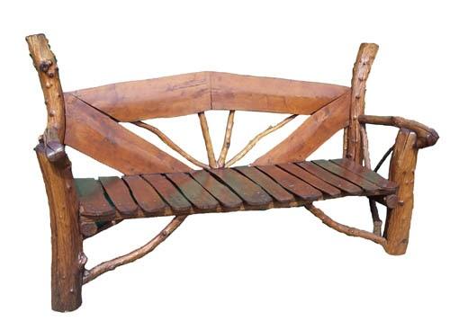garden unique rustic wood furniture antique rustic wood furniture