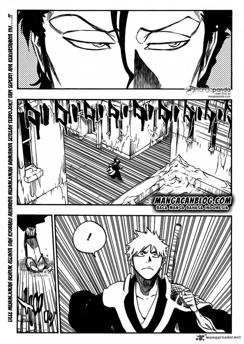 BLEACH Ch. 648: The Theater Suicide 2