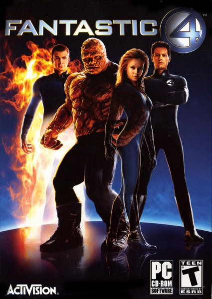 Fantastic 4-RELOADED PC Game Free Download