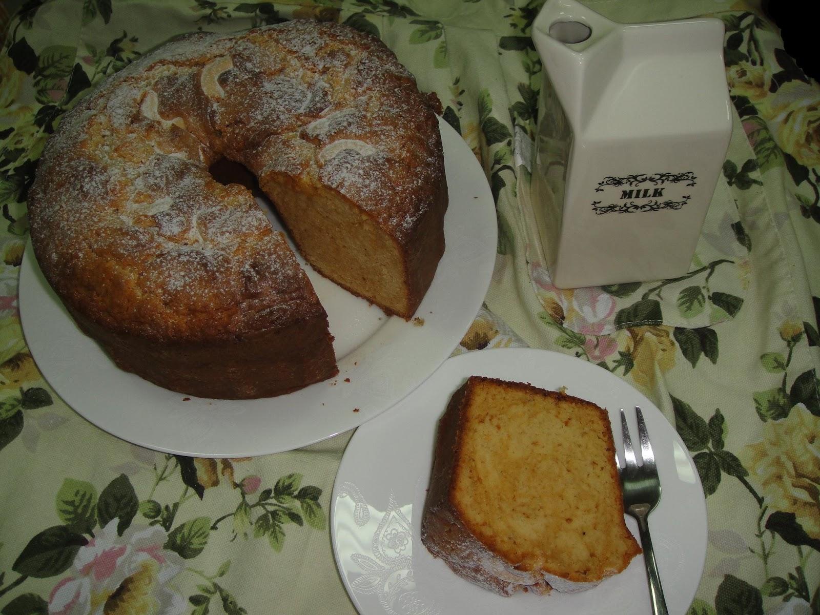 Maryam's Culinary Wonders: 270. Indian Mava Cake