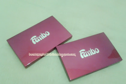 Fanbo Fantastic Eyeshadow Kit