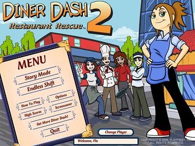 DINER DASH 2: RESTAURANT RESCUE español oficial