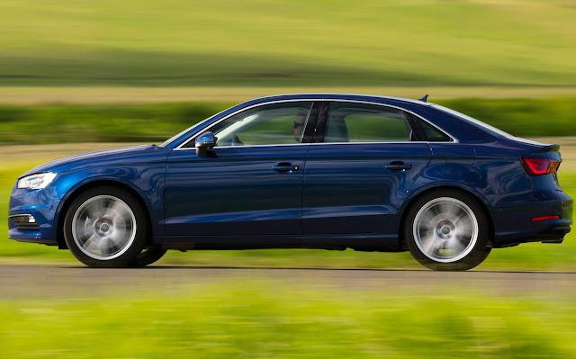 Audi A3 2.0 Ambition 2016