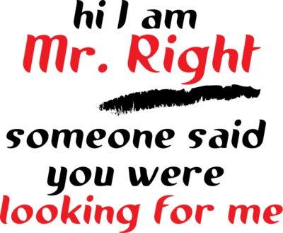 Will i ever meet mr right