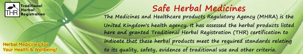 Safe Herbal Medicines