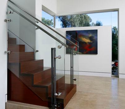 Fotos de escaleras nodelos de casas for Escaleras en concreto para casas