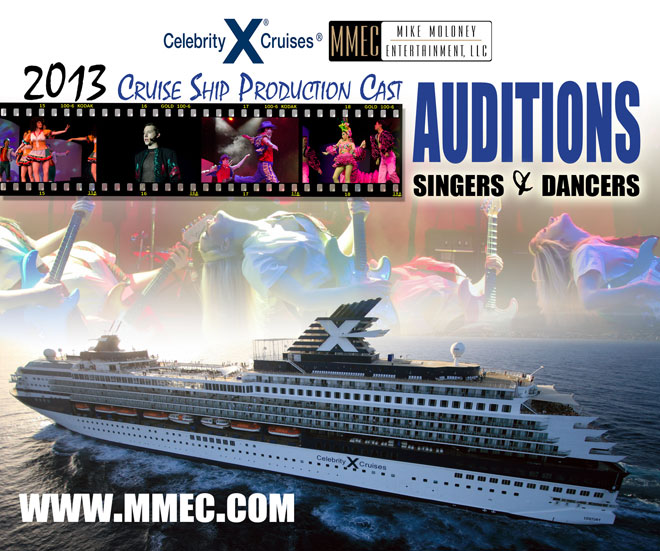 Musical Ship Life - Guest entertainers wanted for cruise ships