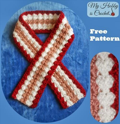 Crochet Pattern Baby Scarf : Fiber Flux: Super Stripes! 30+ Free Crochet Patterns Full ...
