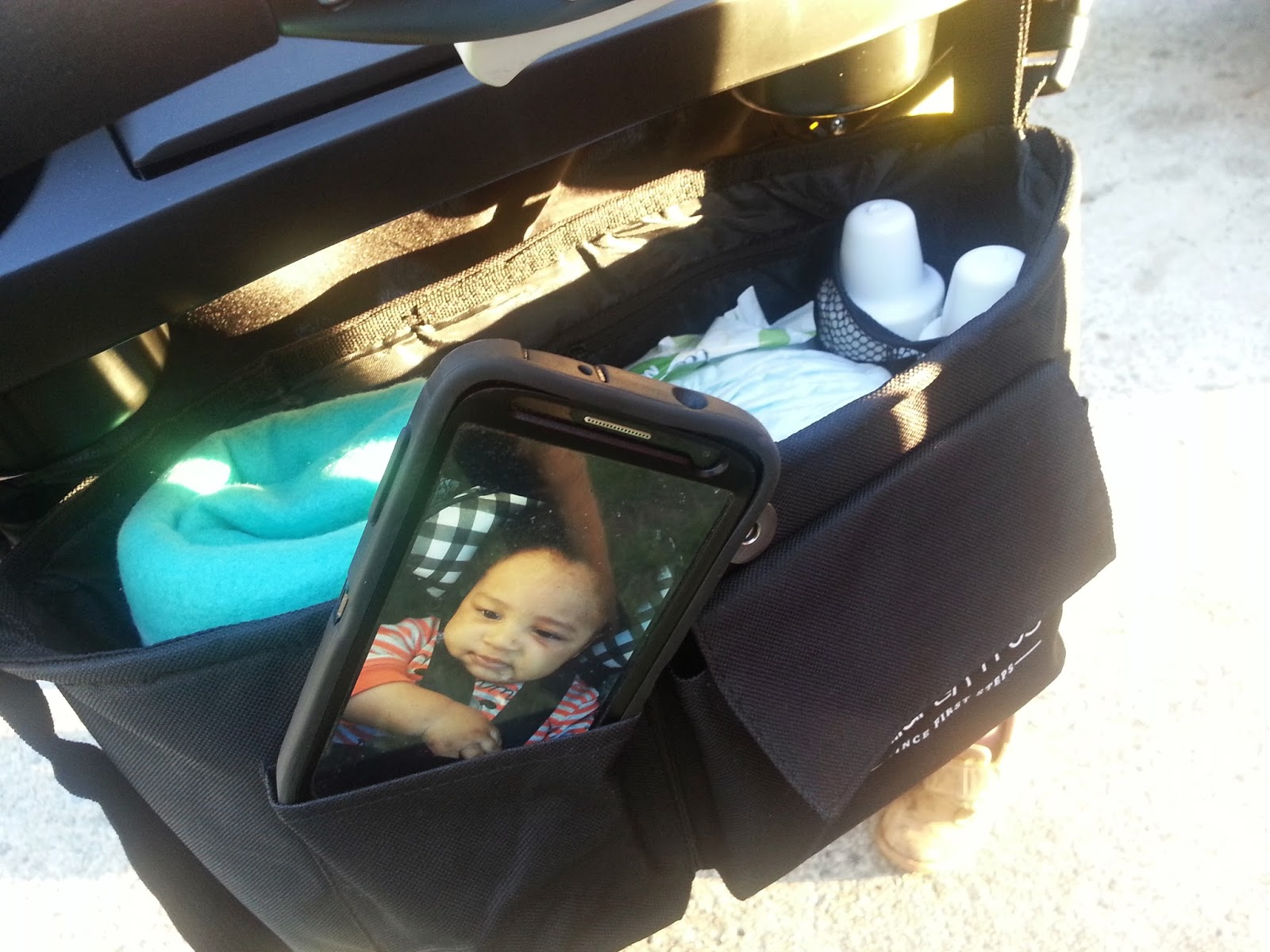 children n us stroller organizer review