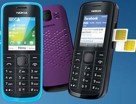 Nokia 114 dual SIM mobile