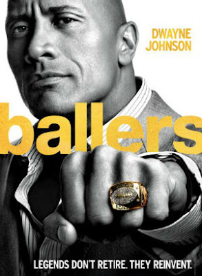 Dwayne Johnson's BALLERS on HBO, renewed