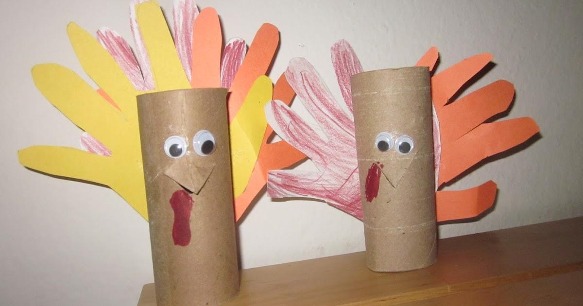 Pintresting challenge toilet paper turkey 39 s for Toilet paper roll challenge