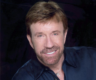 Things that Make Chuck Norris Smile ~ Now .