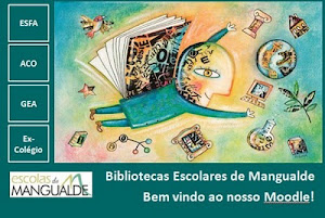 Moodle das Bibliotecas do Agrupamento