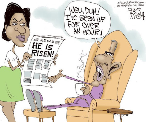 obama s ego