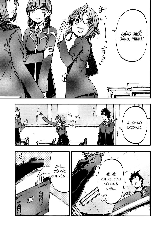 Monku no Tsukeyou ga Nai Rabukome chap 19 Trang 6 - Mangak.info