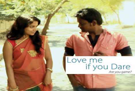 LOVE ME IF YOU DARE TELUGU SHORT FILM 2014