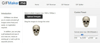 Create Animated GIF Images