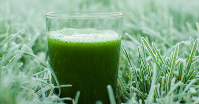 Chlorophyll, a wonderful natural remedy